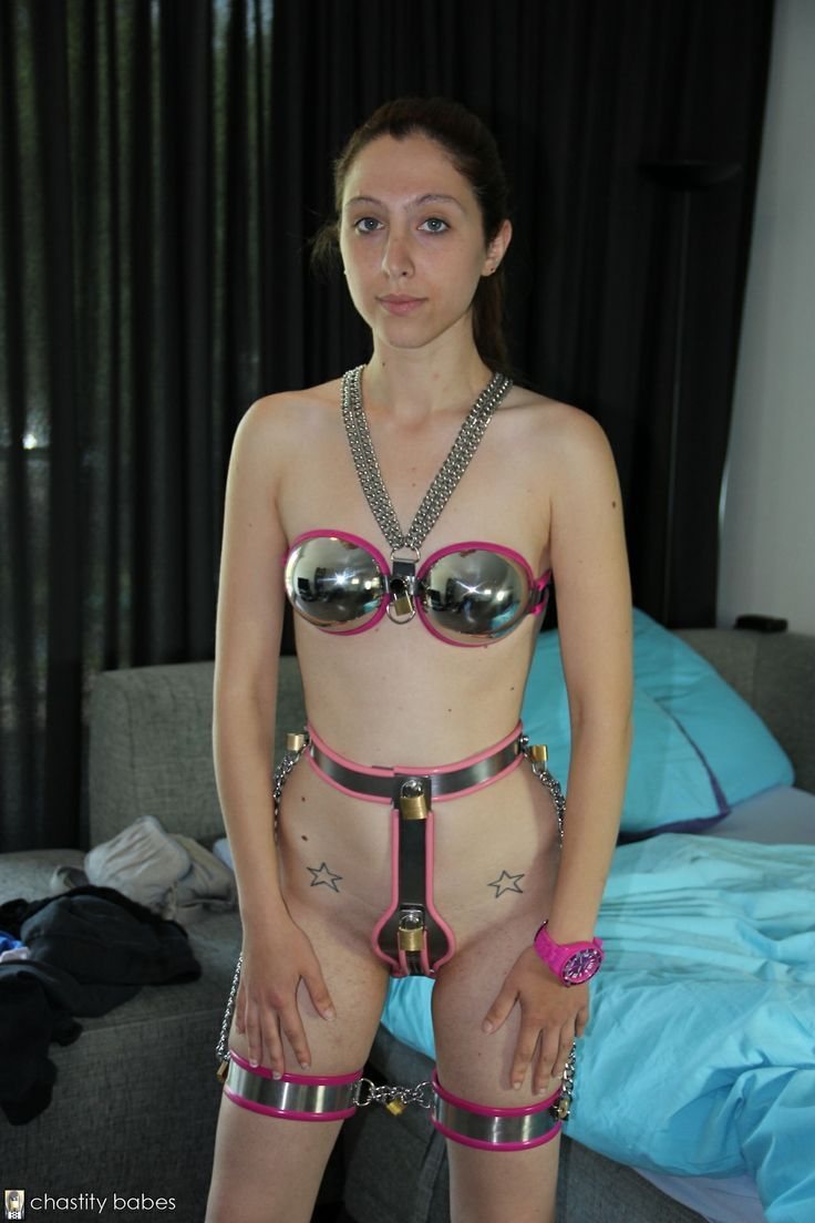 image Bdsm sex slave nyssa tied in rope and pussy tormented with electro wand