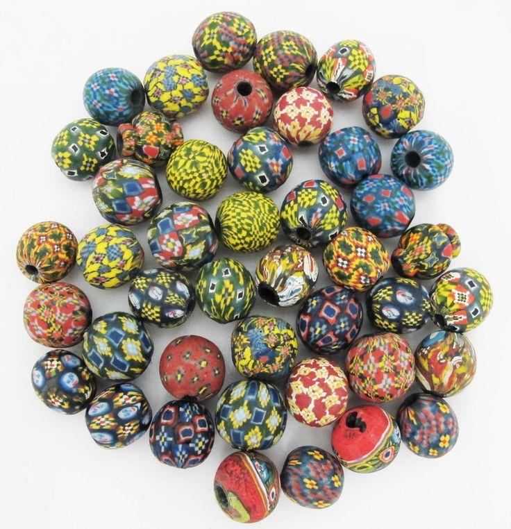 glass bead by pcs java bead