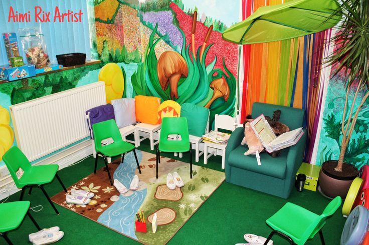 Nurture room at Beecroft Primary Academy #Dunstable