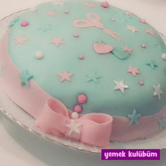 TARİF : Şeker Hamurlu Kolay Pasta   #kolay #pratik #labneli #labne #şekerhamuru #pastahamuru #pastatarifi #pasta #pastatarifleri #cake #cakerecipe