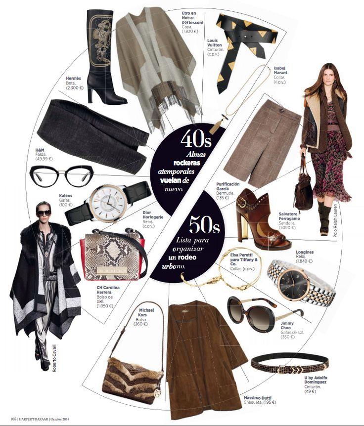 Nos encanta la shopping list que propone Harper's Bazaar y que incluye nuestras gafas Priestly para almas sofisticadas atemporales. ¡Feliz lunes! #Kaleos #sunglasses #shades #sunnies #glasses #look #gafas #gafasdesol #fashion #moda #complementos #accessories #HarpersBazaar
