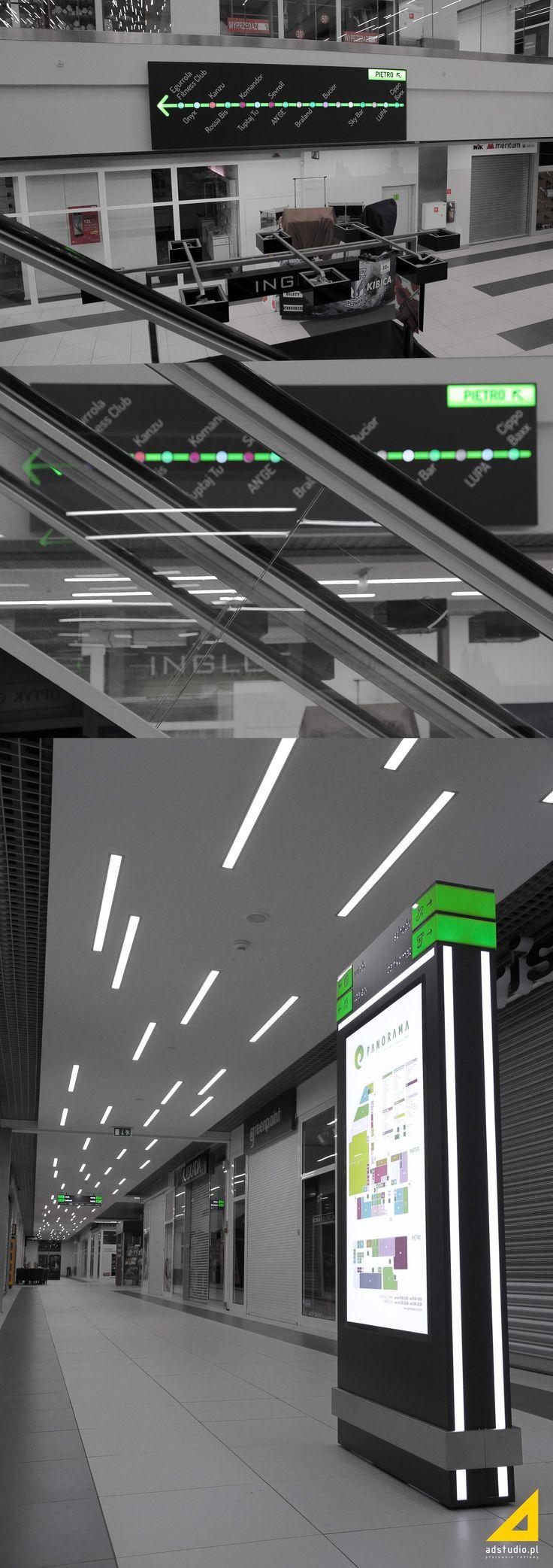 www.adstudio.pl #adstudio_pl #adstudio #signage #design #reklama #reklamawizualna #advertising #litery #kasetony #literyprzestrzenne #letters #logo #oznakowanie #panorama #galeriapanorama #chpanorama