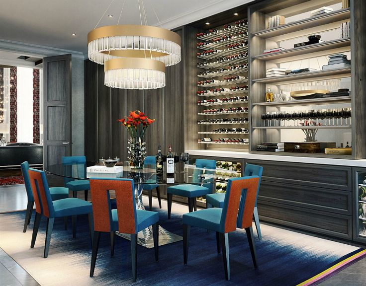 The Most Beautiful Dining Room Decoration Ideas by David Linley | Known for creating projects that represent British design at its best, David Linley is an interior design firm based in London. Here are the firm's most beautiful dining room decoration ideas. See more: http://diningroomideas.eu/beautiful-dining-room-decoration-ideas-david-linley/