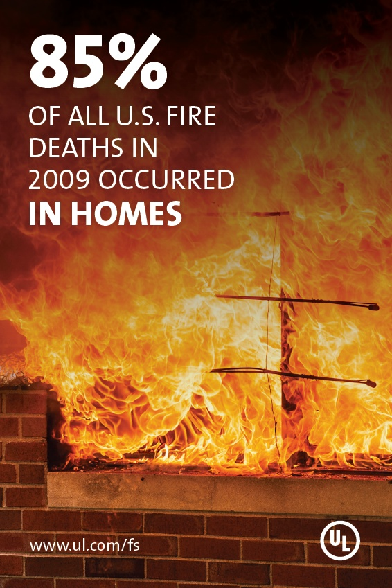 UL is developing New Science to better understand the changing dynamics of residential fires.
