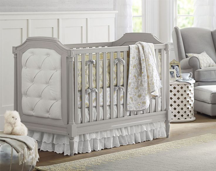 Beautiful Girlsu0027 Nursery Ideas | Pottery Barn Kids I WANT!