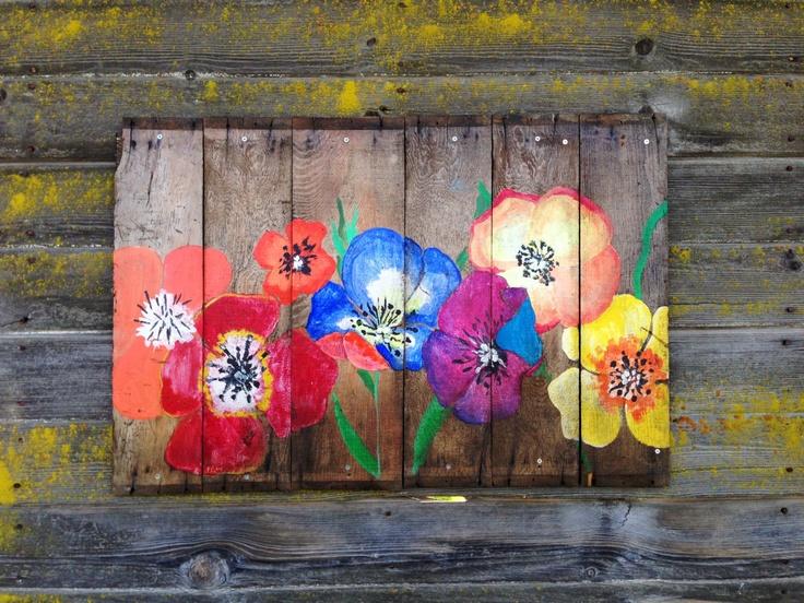 134 best fl garden images on pinterest fence painting for Best paint for yard art