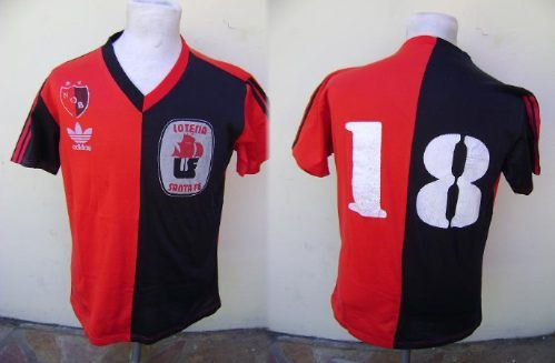 Newell's Old Boys Home football shirt 1988