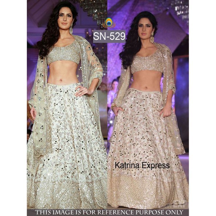 Katrina Exprees Sequence & Embroidered Net Semi-stitched Lehenga Choli at just Rs.2440/- on www.vendorvilla.com. Cash on Delivery, Easy Returns, Lowest Price.