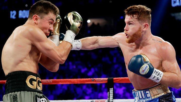 Las Vegas será sede de la pelea entre Canelo y Golovkin