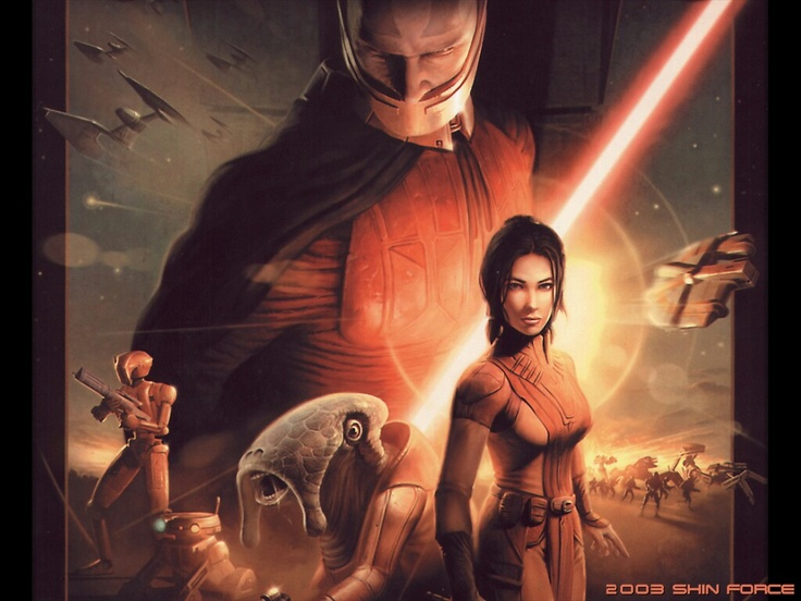 96 best star wars the old republic images on pinterest evolution best games wallpaper knights of the old republic games fandeluxe Image collections
