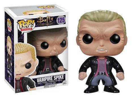 Pop! TV: Buffy The Vampire Slayer - Spike (Vampire face) | Funko