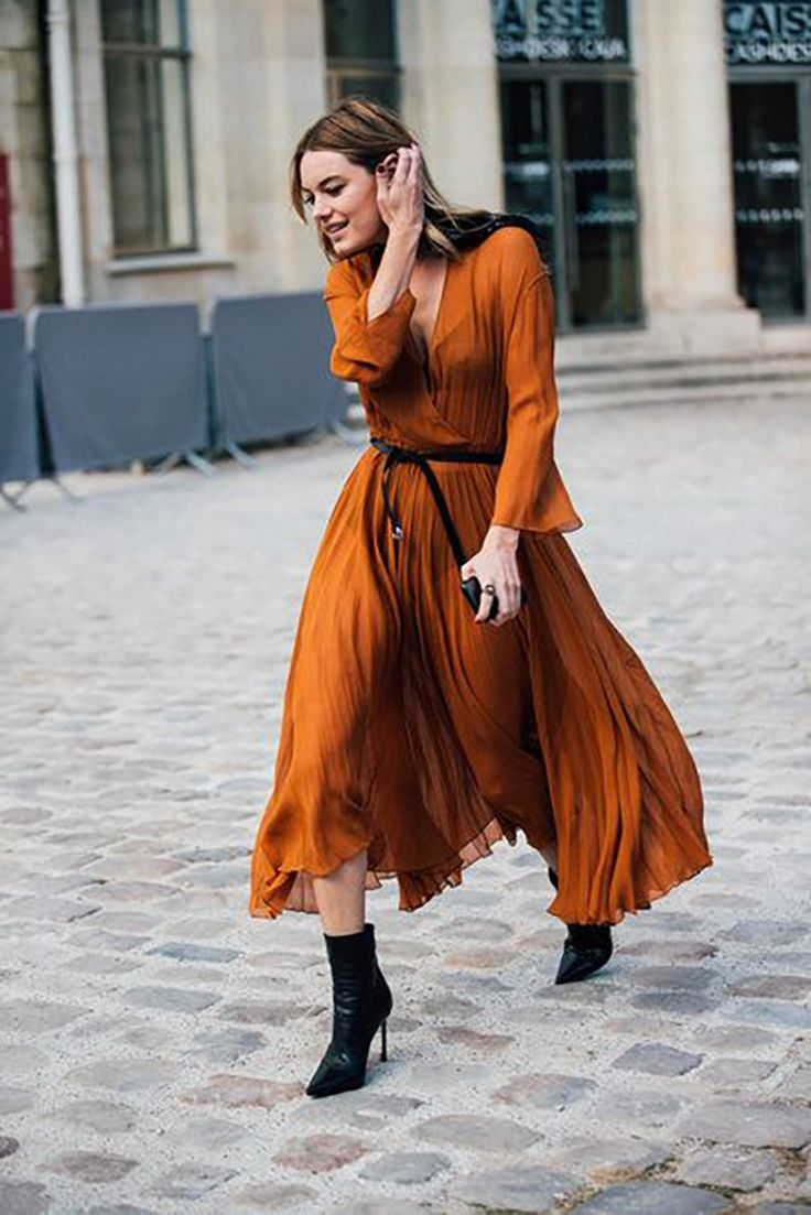ORANGE INSPO moda, On top - Macarena Gea
