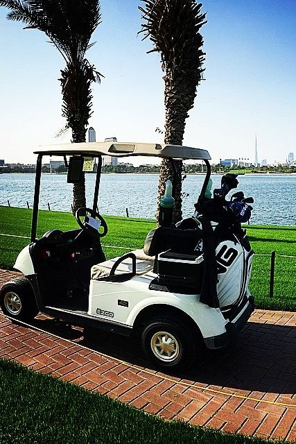 The Dubai Creek Golf and Yacht Club is the perfect haven for a golf escape when staying with Park Hyatt Dubai.