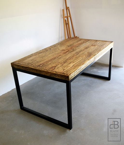 Stół Stolik Biurko Loft w Blaise Handmade Furniture na DaWanda.com
