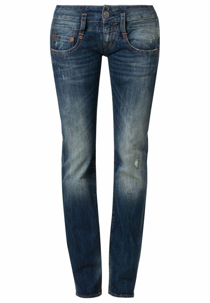 Herrlicher - PITCH - Jeans Straight Leg - blue