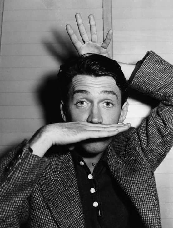Jimmy Stewart. | Gone, not forgotten. | Pinterest