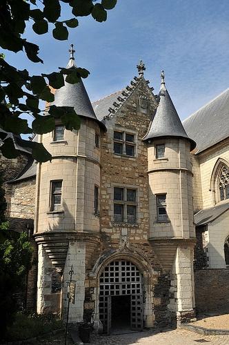 Le Châtelet (XVe s.) du Château d'Angers - Maine-et-Loire