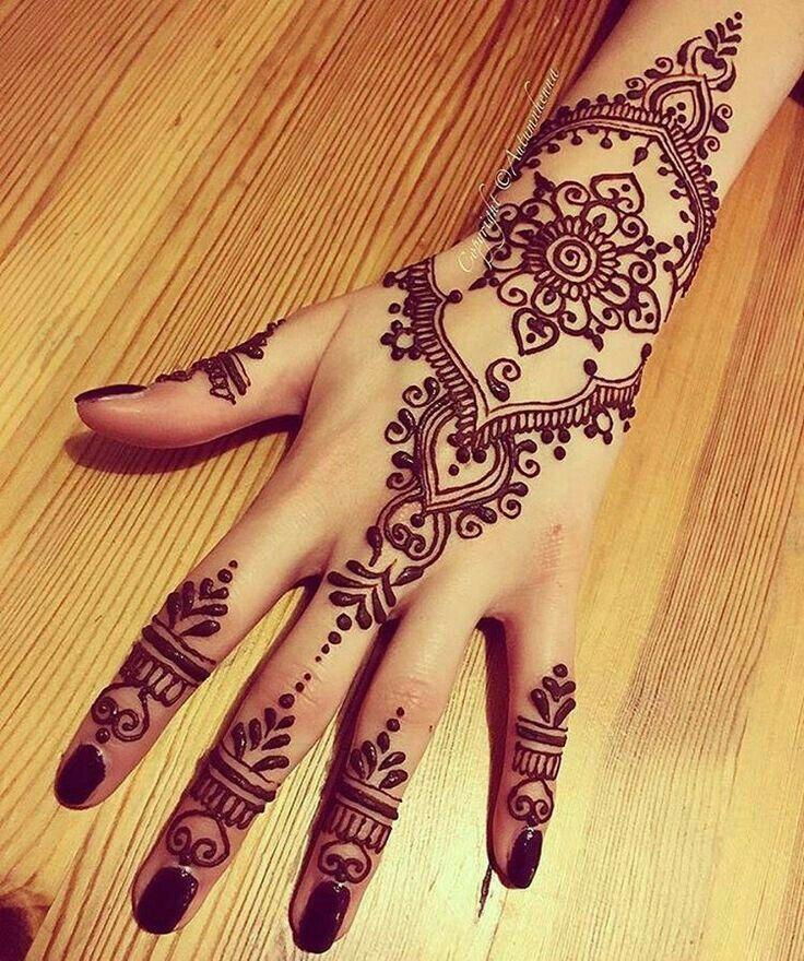 Waar Henna Tattoo Kopen: Pin Von Rodica Maftei Auf Henna 😍 (mit Bildern)
