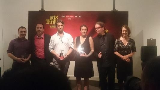 Prix du thriller 2017 Hugo Thriller - VSD - RTL