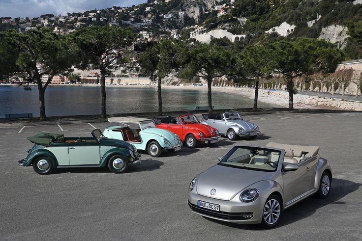 VW Beetle Cabrio 2013: iets minder lomp | CARBLOGGER