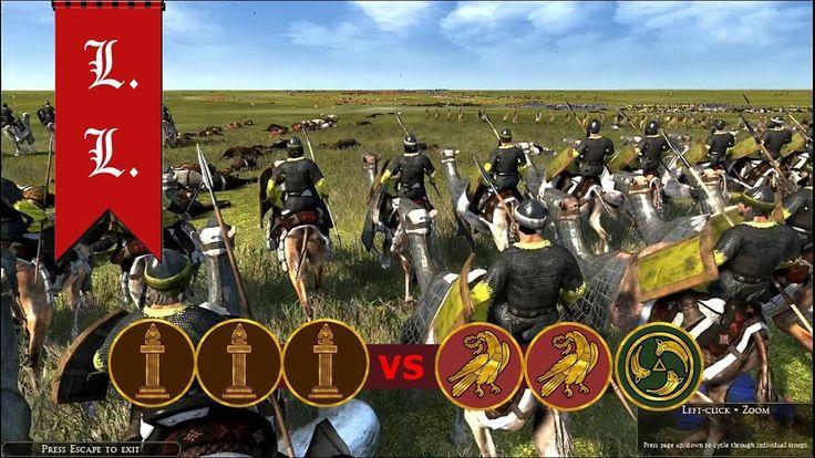 Online Battle - 3vs3 Lakhmids' final stand (#79)