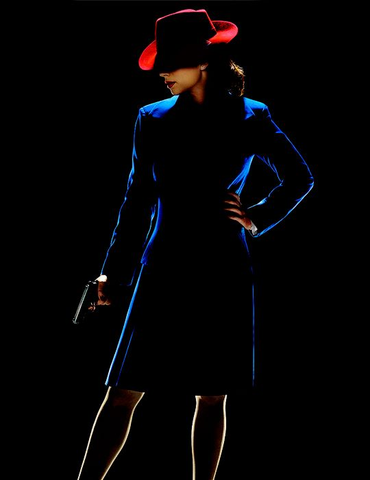 Agent Carter. Just started this show and it is AMAZING!! I want to watch the whole season in one night.