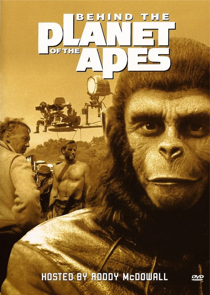 Planet Of The Apes (1998) Behind The Planet Of The Apes