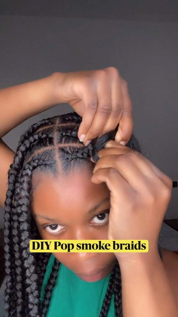 Box Braids Hairstyles For Black Women, Braids Hairstyles Pictures, Twist Braid Hairstyles, Black Girl Braids, African Braids Hairstyles, Braids For Black Hair, Natural Hairstyles For Girls, Black Girl Braid Styles, Natural Protective Hairstyles