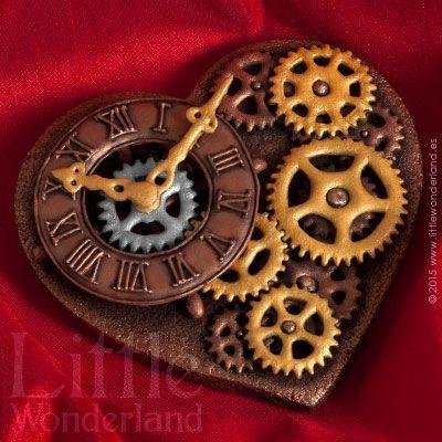 Corazón Steampunk | Steampunk heart