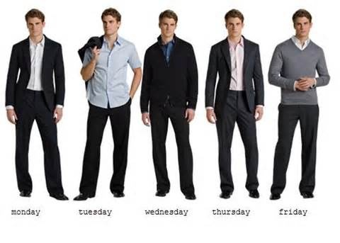 78  images about Biznesowy Dress Code on Pinterest - Office dress ...