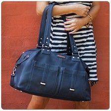 Vanchi Florence Traveler Nappy Bag -My Little Burrow