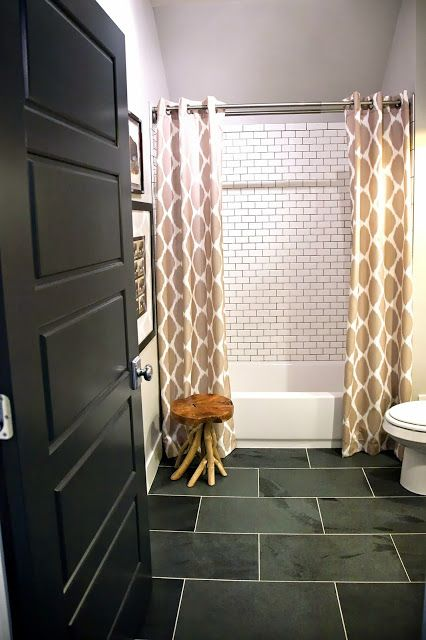 Bathroom Subway Tile Dark Grout 40 best dark grout images on pinterest | room, home and mosaics