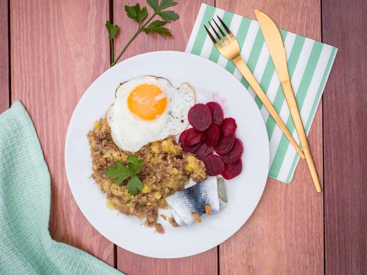 Altdeutsche Küche | Die Besten 25 Labskaus Rezept Ideen Auf Pinterest Labskaus