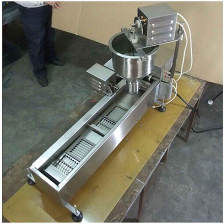 1400.00$  Watch here - http://alirfm.worldwells.pw/go.php?t=2004038771 - Donut making machine with mechanical counter donut fryer machine 1400.00$