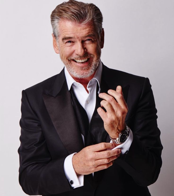 Pierce Brosnan in Esquire Magazine China.