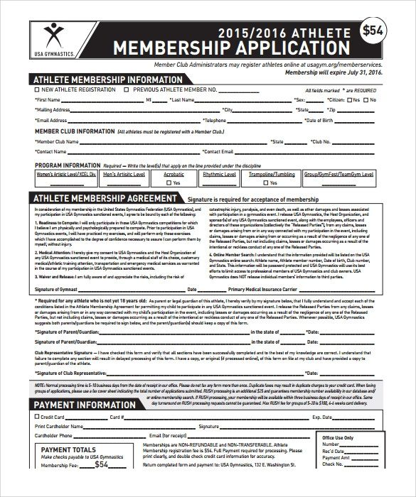 Amp Pinterest In Action Contract Template Gym Membership Card Gym Membership
