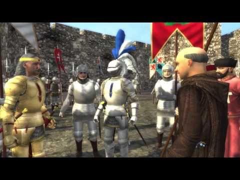 A visegrádi középkori királyi palota története Animációs film a visegrádi Mátyás Király Múzeum kiállításáról