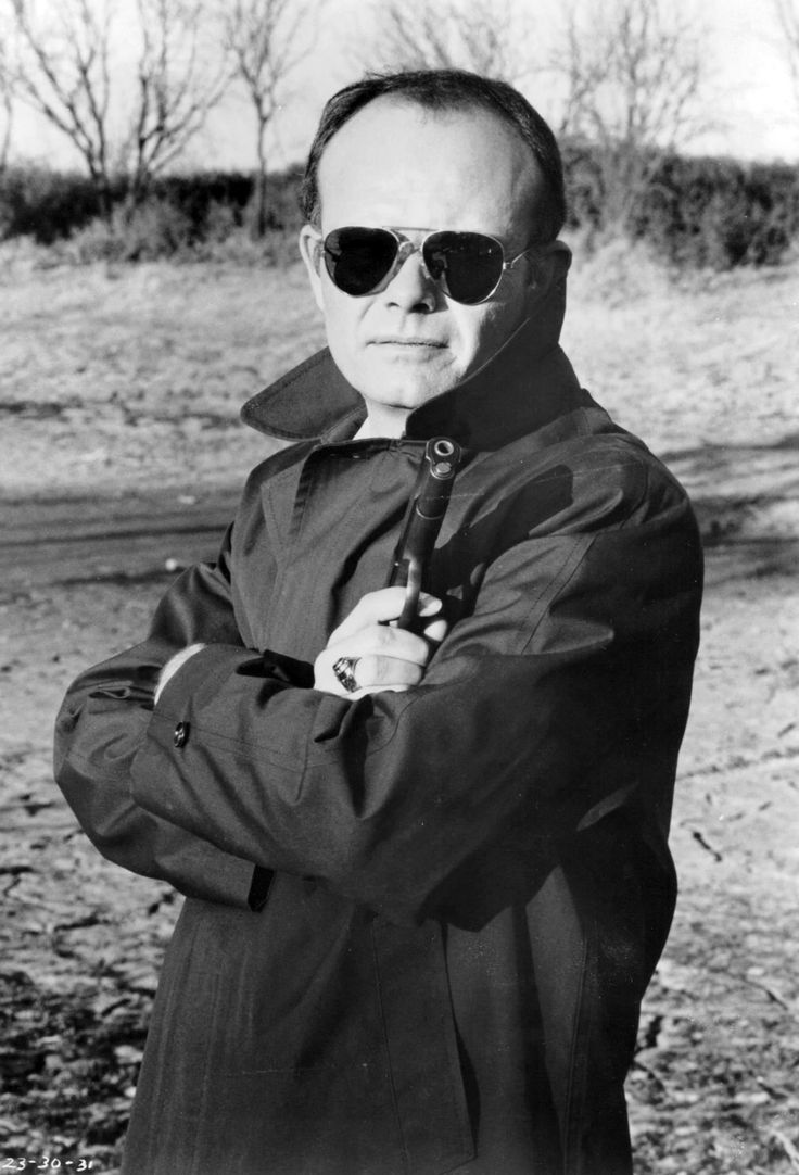 My parents don't look like anyone from That 70s Show so here's Kurtwood Smith being cool in Flashpoint (1984)