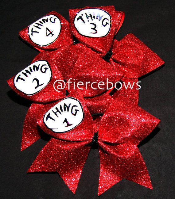 Hey, I found this really awesome Etsy listing at http://www.etsy.com/listing/154159230/cheer-bow