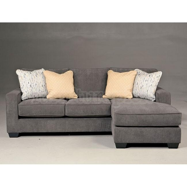 Ashley 7970018 Hodan Sofa Chaise - Upholstery - Sofas - Living Room - Furniture:  My new couch.  Love it!