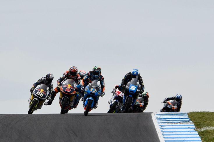Alex Marquez, Australian Moto3 Race 2014