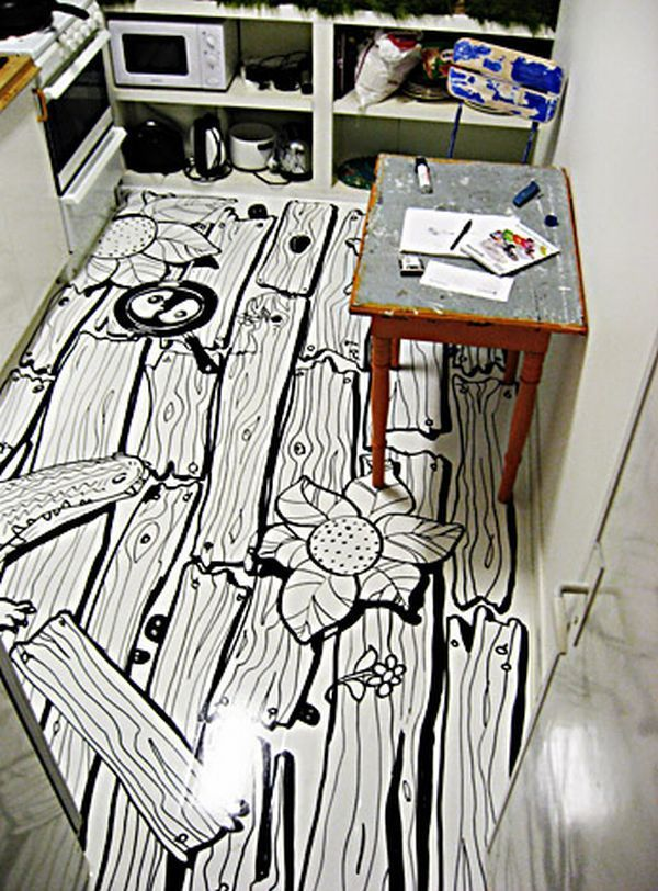 Painted Floor Ideas 19 best creative painted floors for kids images on pinterest