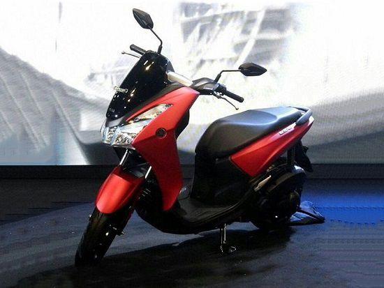 Harga Yamaha Lexi 125