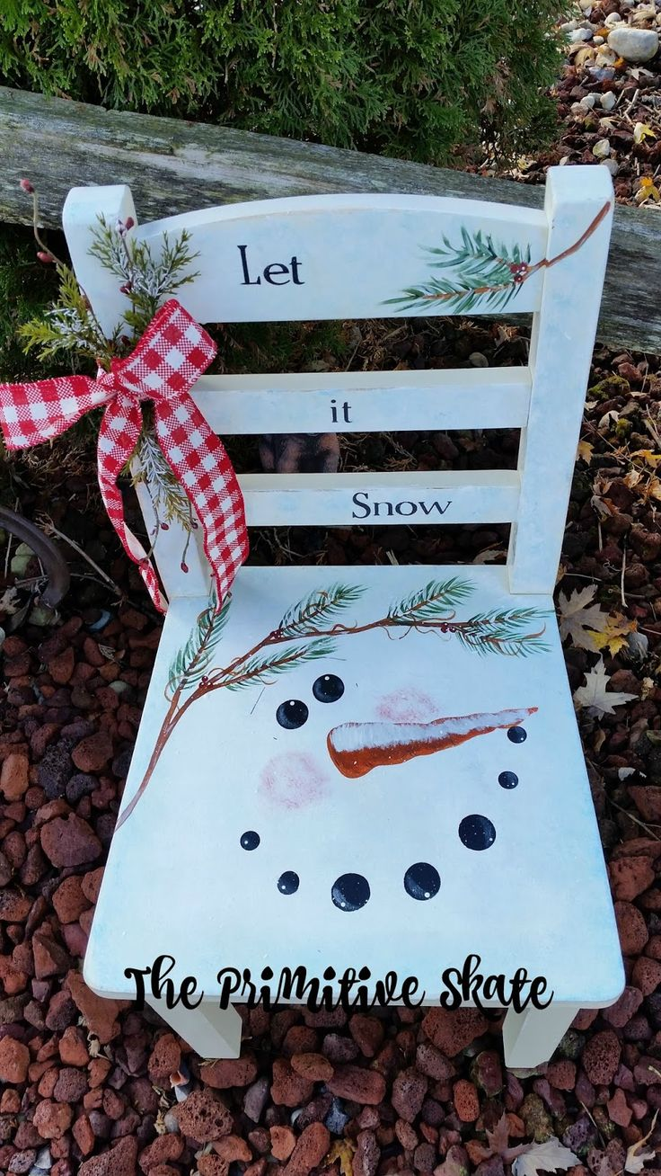 I try to paint with every spare minute that I have. Its a great stress reliever from my full time job. Snowmen are my FAVORITE th...