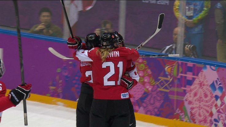 Canada gets fourth straight gold in women's hockey after wild finish