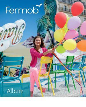 L'album Fermob