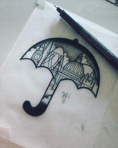 such a cute idea for a tattoo
