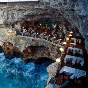 The most insane restaurants in the world!  - Food and Wine