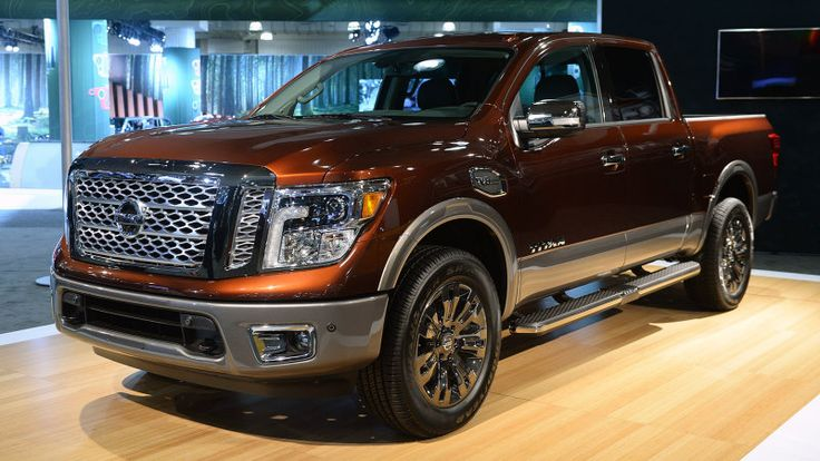 2017 #Nissan #Titan targets heart of the half-ton truck market. Call: 866 234-4833 Click: http://www.billgattonnissan.net/bill-gatton-nissan-reviews.html http://www.autoblog.com/2016/03/24/2017-nissan-titan-new-york-2016/