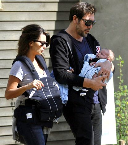 """Bardem and Penelope Cruz work hard to give baby Leo a normal life. """"I want my son… to grow up in a way that is as anonymous as possible,"""" Cruz says. """"The fact that his father and I have chosen to do the work that we do doesn't give anybody the right to invade our privacy."""""""
